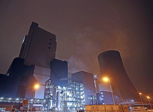 elektrárna