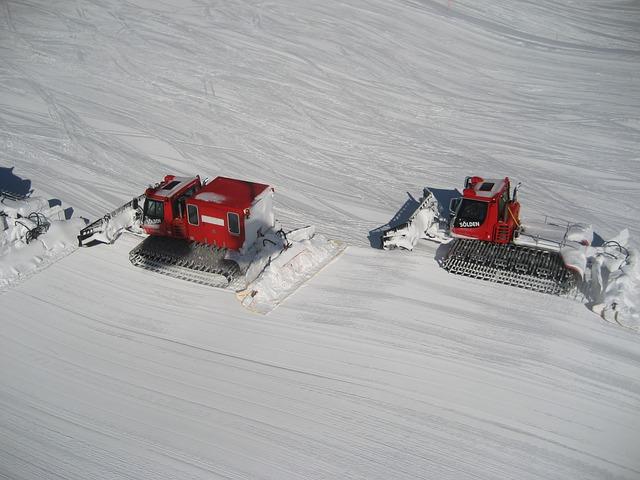 sněžné pluhy