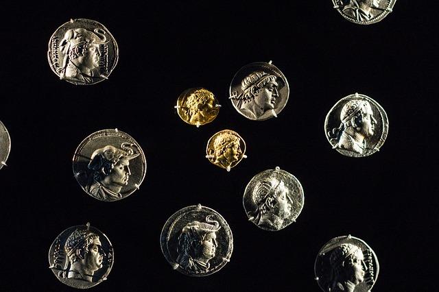 starověké peníze