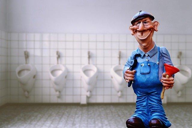 instalatér na wc