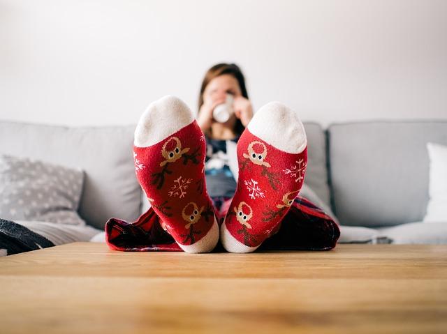 ponožky se sobíkama