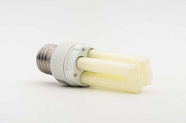 žárovka úsporka