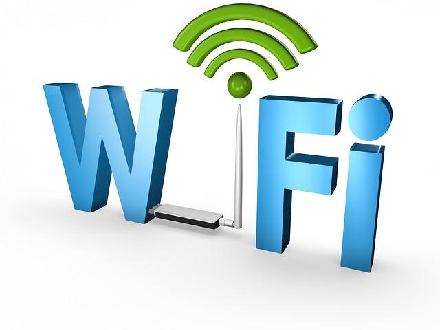 bezdrátová wifi