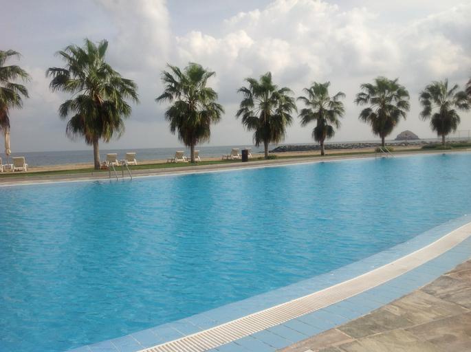 dlouhý bazén
