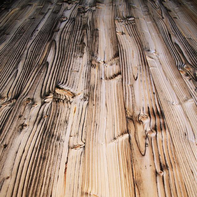 podlahová prkna, dřevo