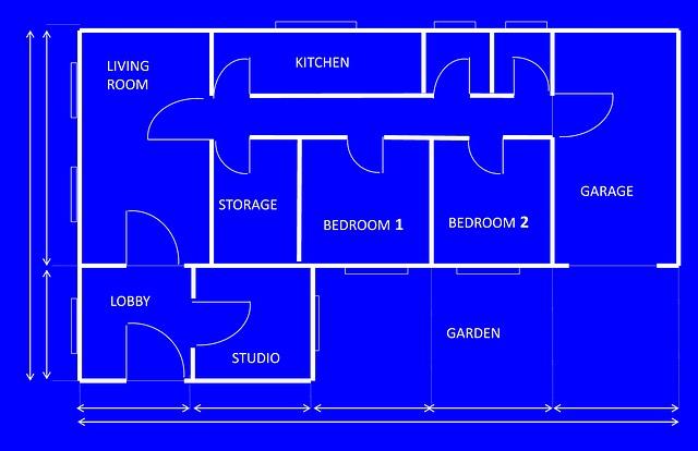 příklad návrhu architekta