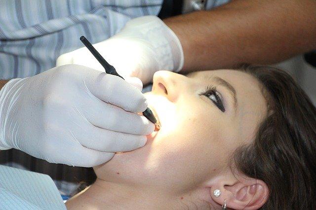 zubní kontrola